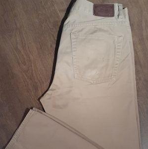 🐎Polo Ralph Lauren 32/30 tan pants